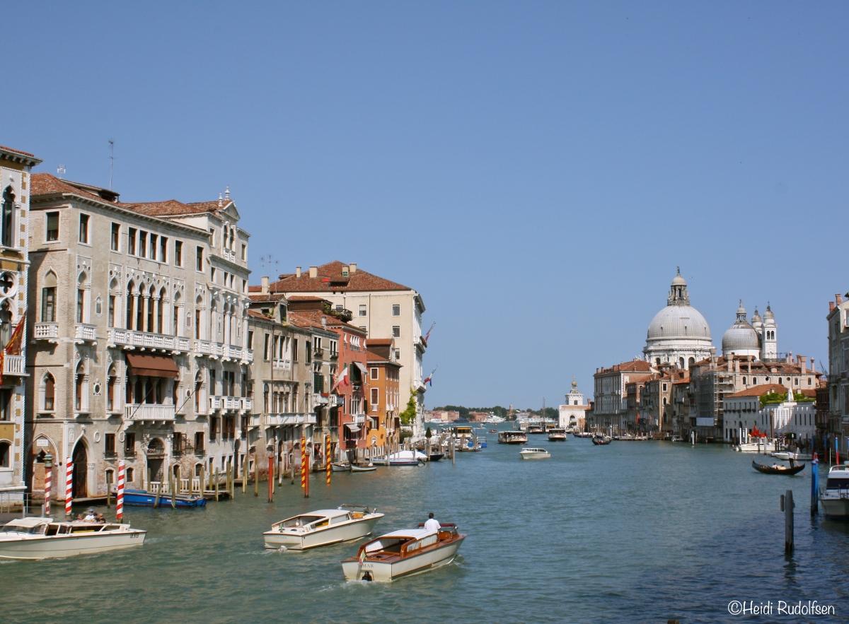 Vidunderlige Venezia